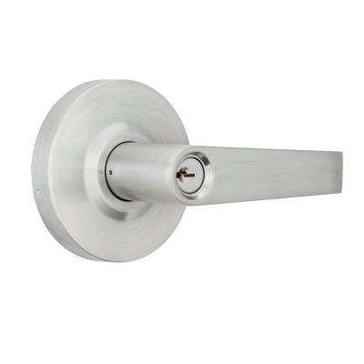 Industrial Duty Commercial Entry Lever and Single Cylinder Deadbolt Combo