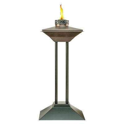 Cordoba Metal Patio Torch Bronze