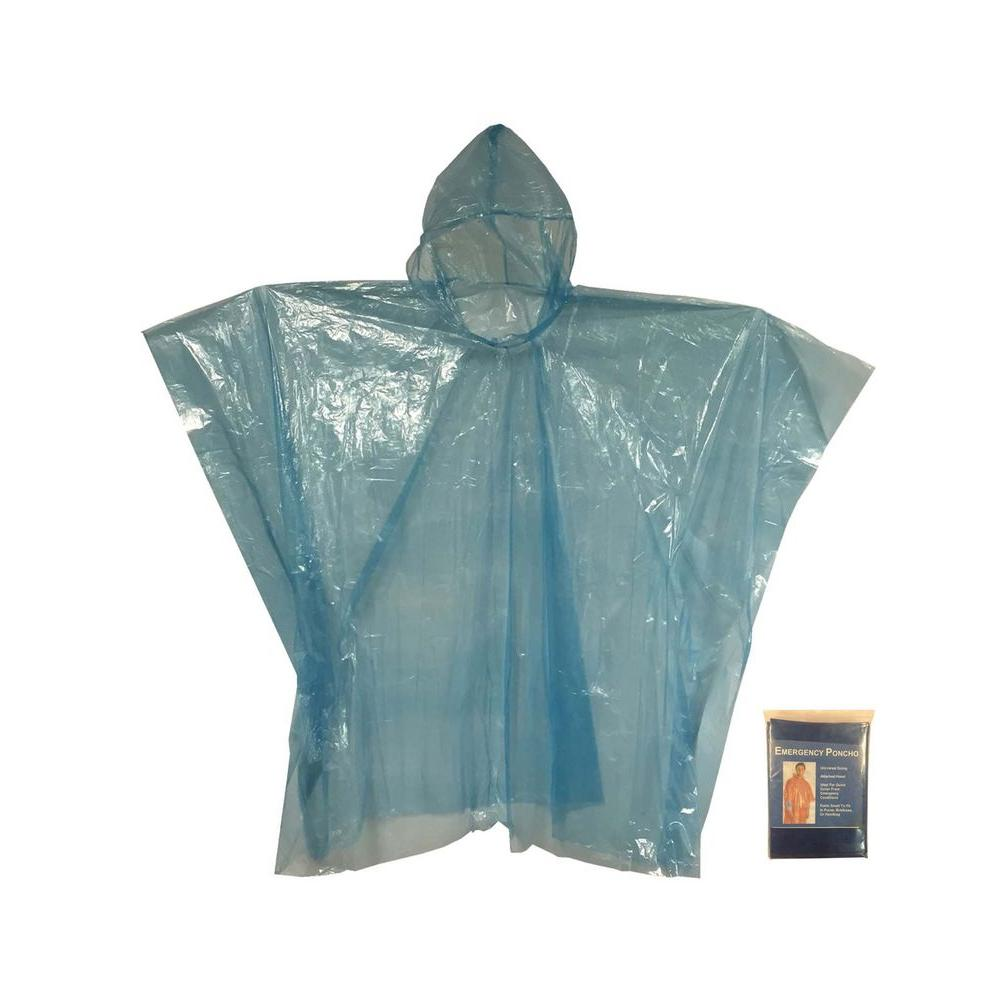 Kingstate Quick Cover Poncho in Blue