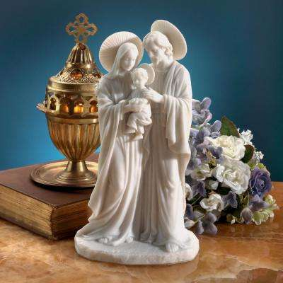 8 in. H The Holy Family Statue by artist Carlo Bronti
