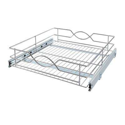 20 in. Wire Pull-Out Basket