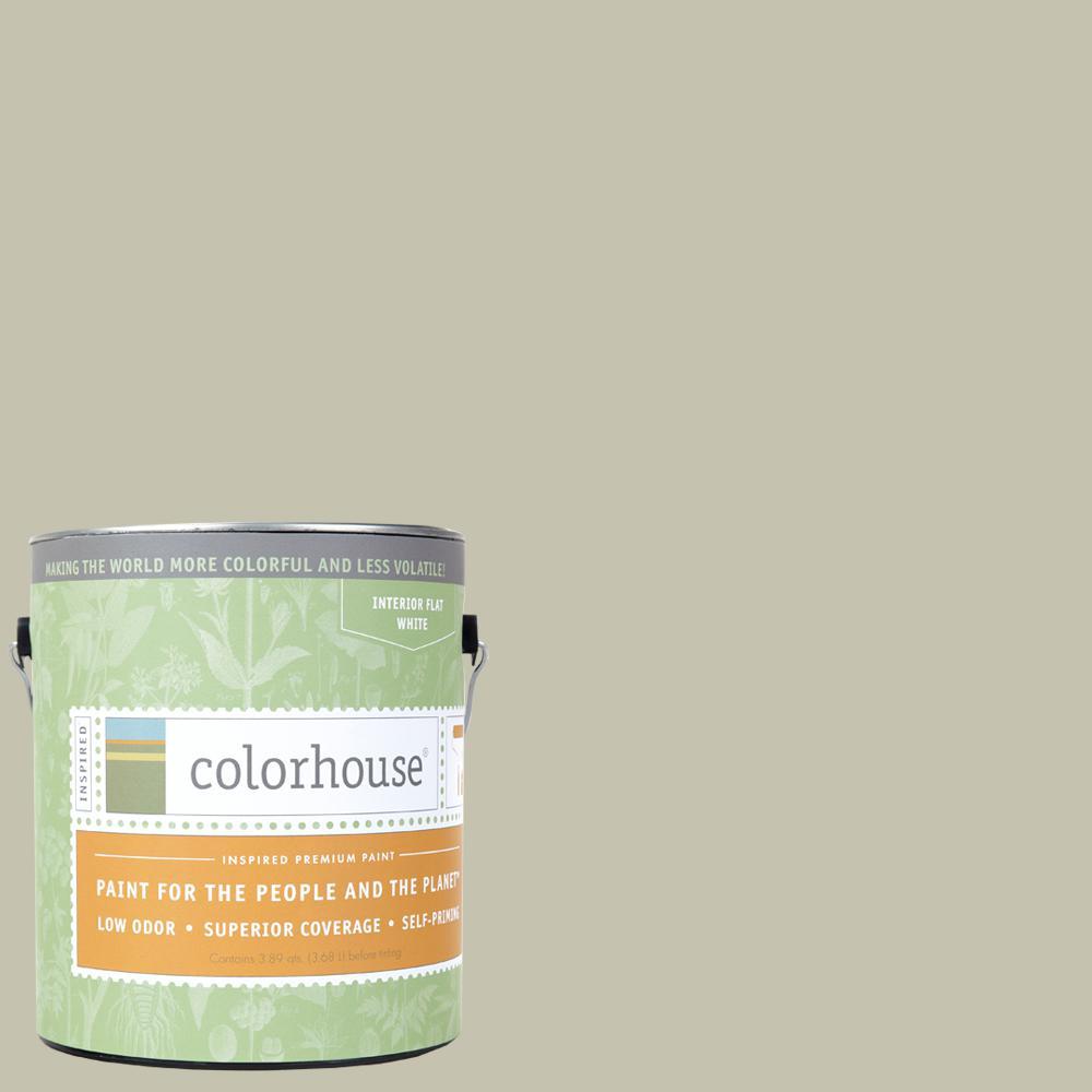 1 gal. Nourish .02 Flat Interior Paint