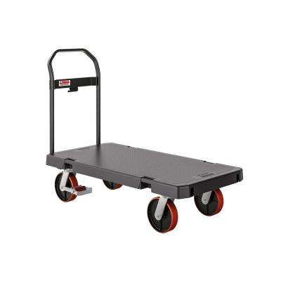 2000 lb. Capacity 24 in. x 48 in. Heavy-Duty Platform Truck