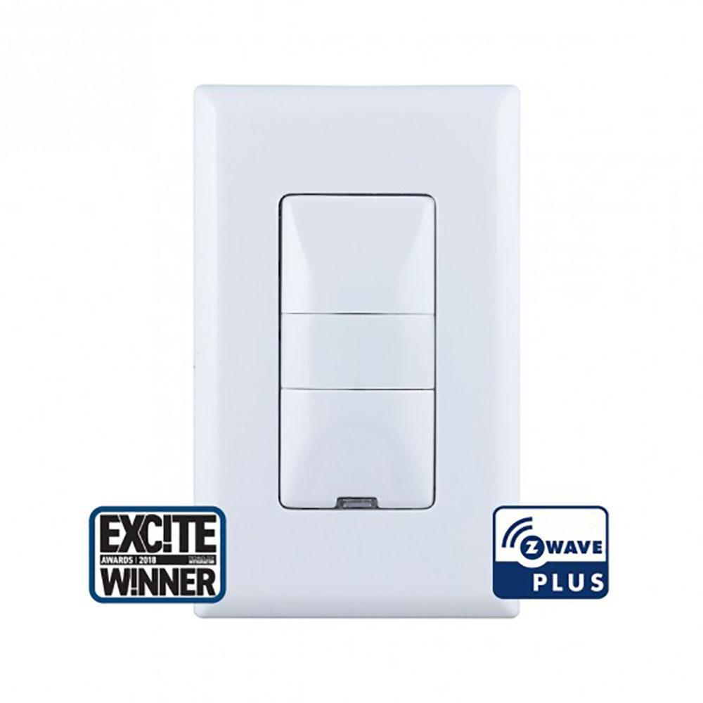 GE Z-Wave Plus 500 Series Motion-Sensing In-Wall Dimmer