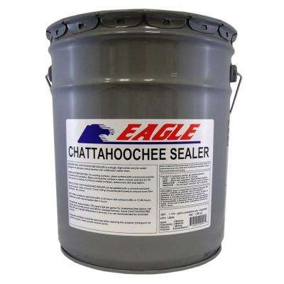 5 gal. Clear High Gloss Oil Based Acrylic Chattahoochee Sealer