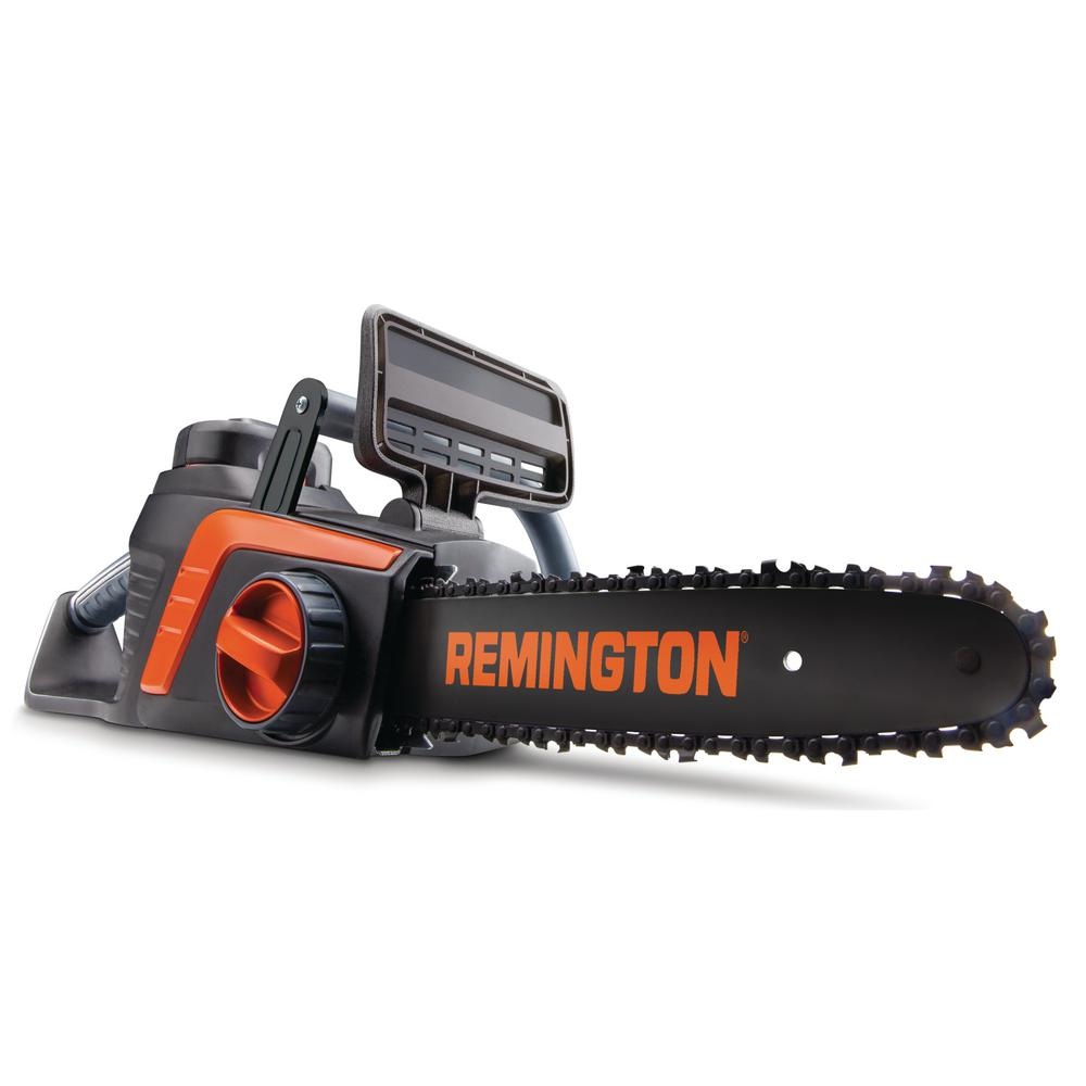 Remington 12 in 40 volt lithium ion cordless chainsaw 40 ah remington 12 in 40 volt lithium ion cordless chainsaw 40 ah battery and greentooth Gallery
