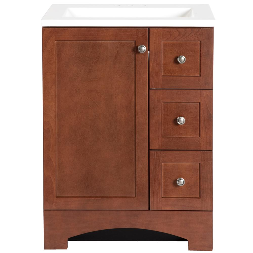 Lancaster 24 in. W x 19 in. D Bathroom Vanity in