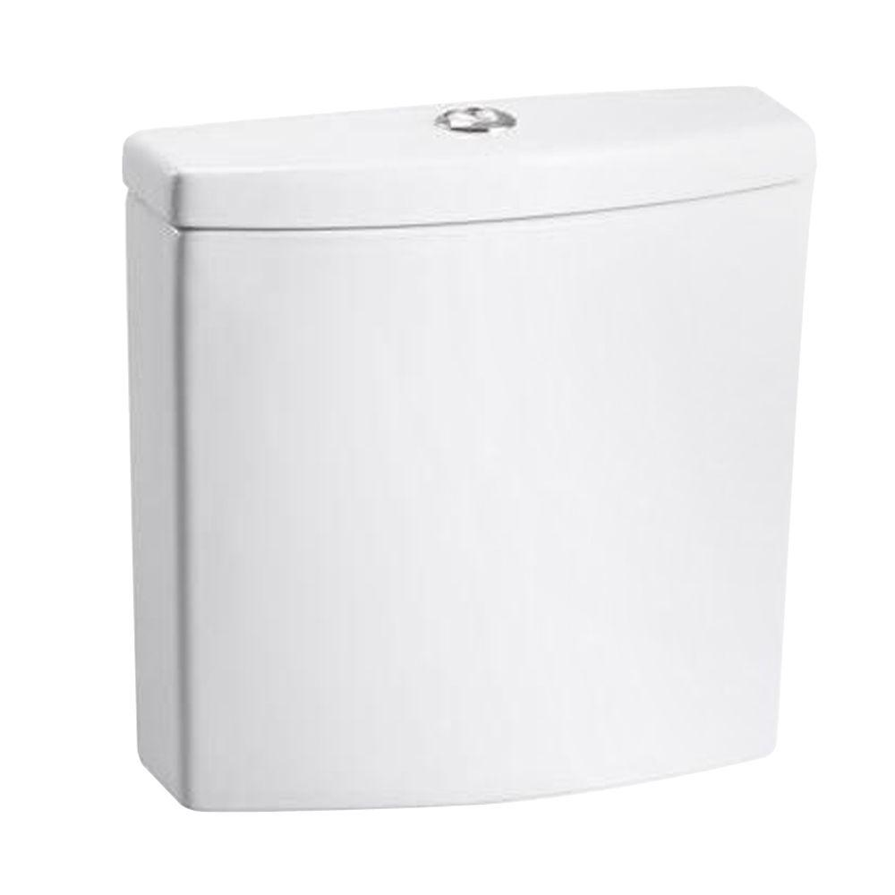 Escale 1.6 GPF Dual Flush Toilet Tank Only in White