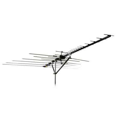 Deep Fringe Masterpiece 100-Mile Range Outdoor Antenna