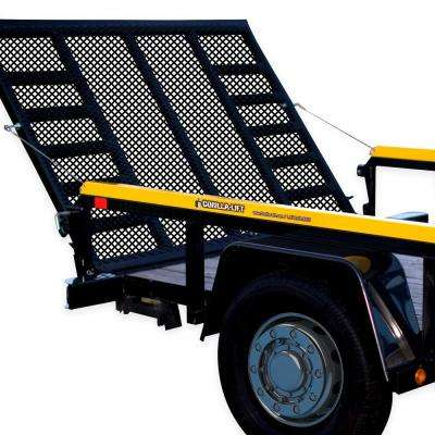 Gorilla Lift 2-Sided Tailgate Utility Trailer Gate & Ramp Lift Assist System