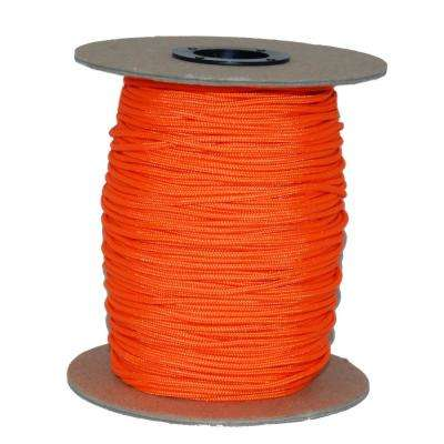 #2-3/4 in. Crosslace 300 ft. - Neon Orange