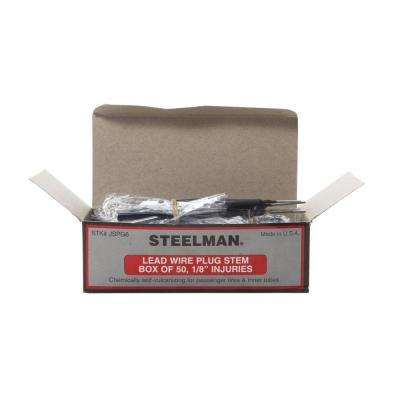 1/8 in. Tire Repair Pull Through Plug with Lead (50-Box)