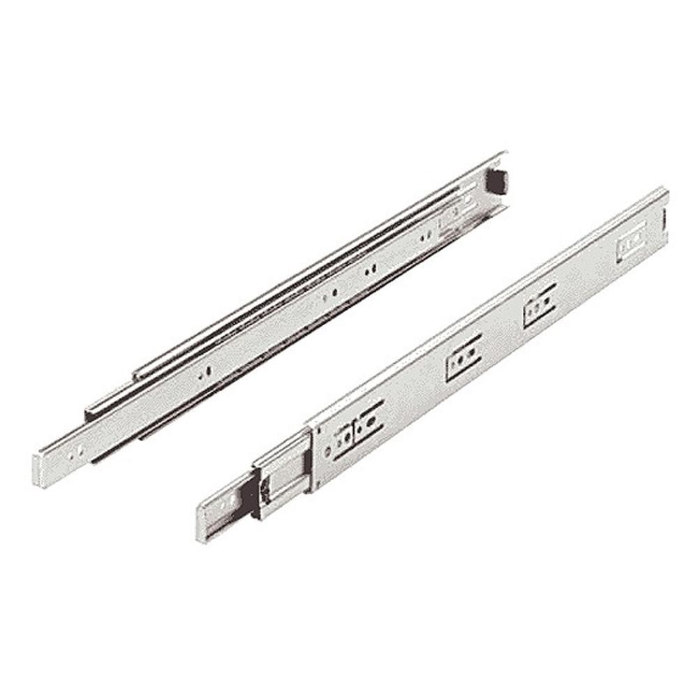 Undermount Drawer Slides Cabinet Hardware The Home Depot