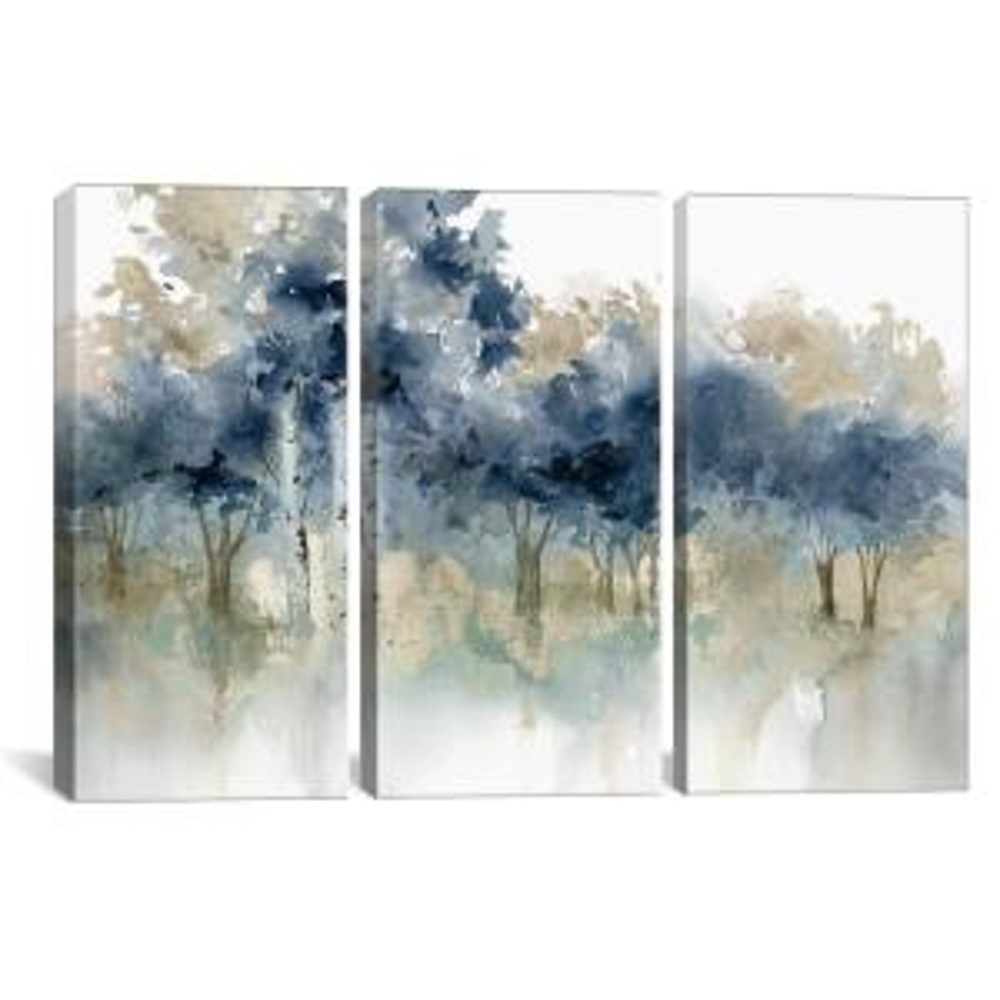 Waters Edge I by Carol Robinson Canvas Wall Art