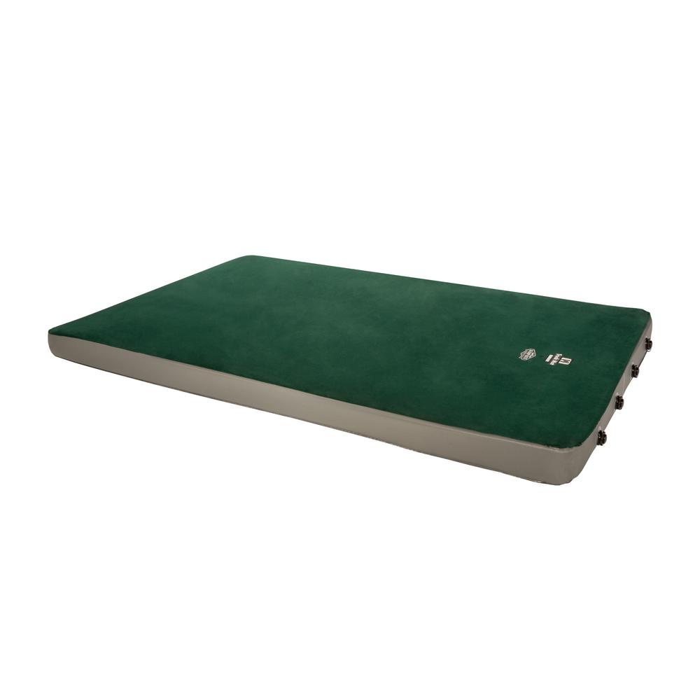 Kamp Rite Queen Self Inflating Mattress Sip491 The Home Depot