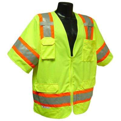Class 3 Surveyor Two Tone Green Medium