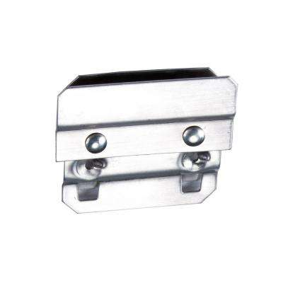 Stainless Steel LocBoard Stainless Steel BinClip for Stainless Steel LocBoard, (3-Pack)