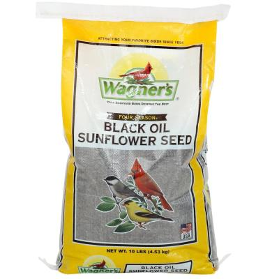 Four Season 10 lb. Black Oil Sunflower Seed