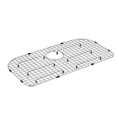 29 in. x 16 in. Sink Grid in Stainless Steel