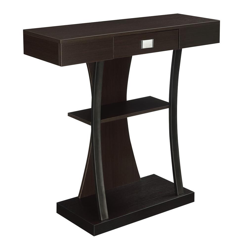 Newport Espresso Harri Console Table