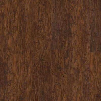 Take Home Sample - Hamilton Teaberry Resilient Vinyl Plank Flooring - 5 in. x 7 in.
