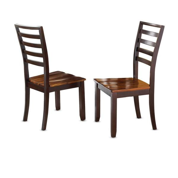 Steve Silver Company Abaco Brown Side Chair (Set of 2) AB300S