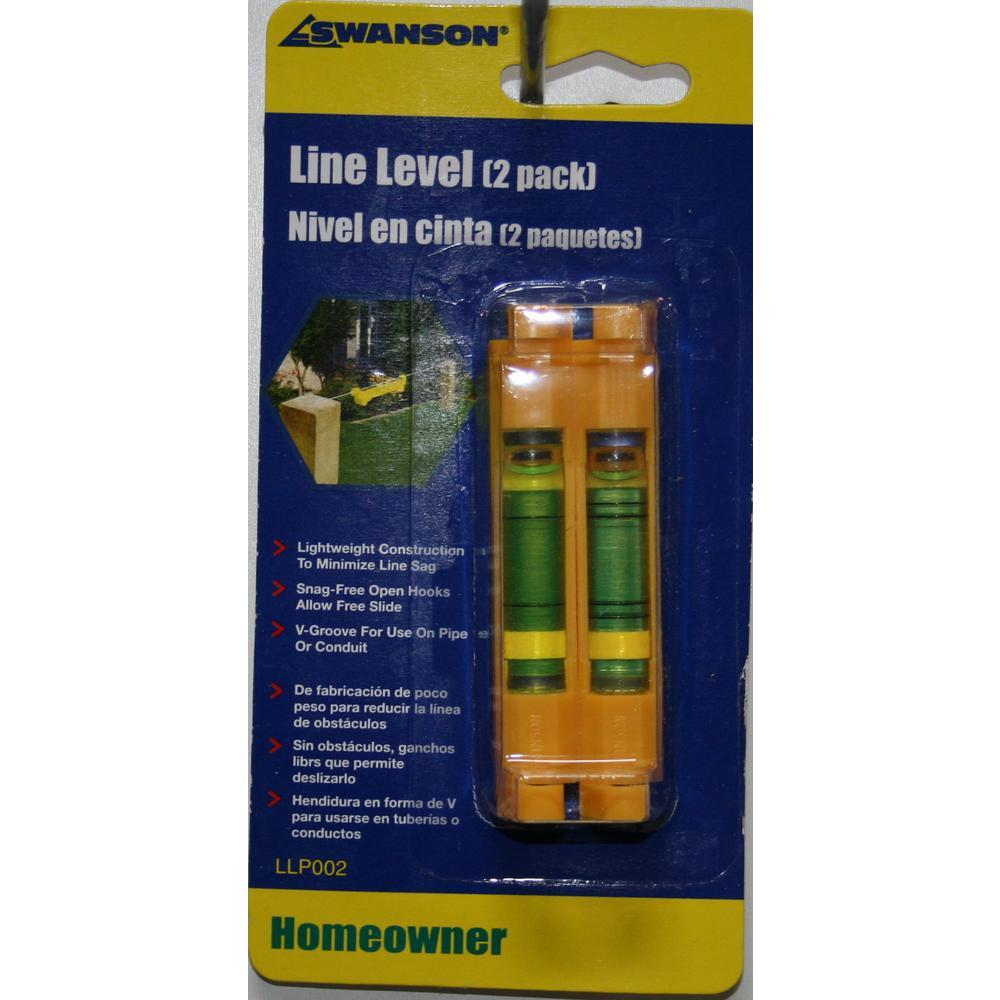 3 in. Speedlite Line Level (2-Pack)