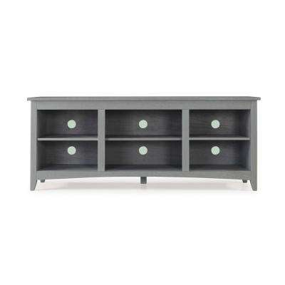 Roxbury Weathered Grey 60 in. TV Stand