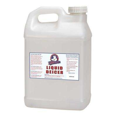 2-1/2 Gal. Liquid Anti-Snow/De-Icer