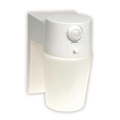 110° White Motion-Sensing Outdoor Security Light