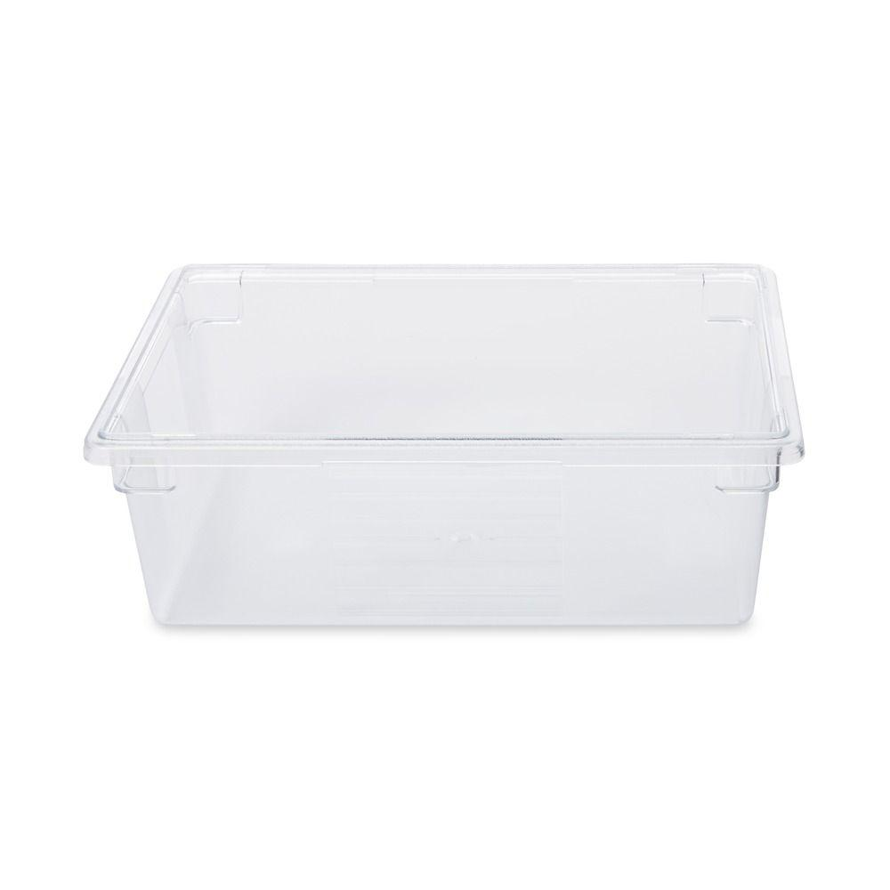 Food/Tote Box, Clear