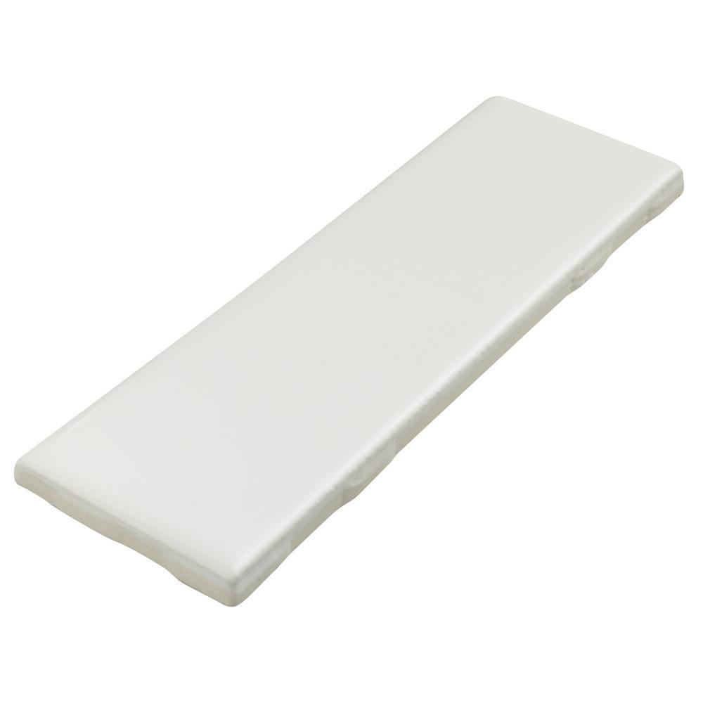 Daltile Re Bright White 2 In X 6