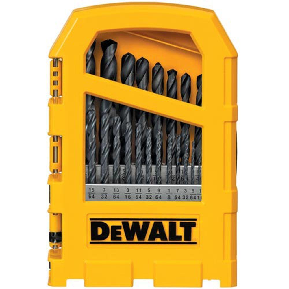 diamond drill bit home depot. black oxide drill bit set (29-piece) diamond home depot 5