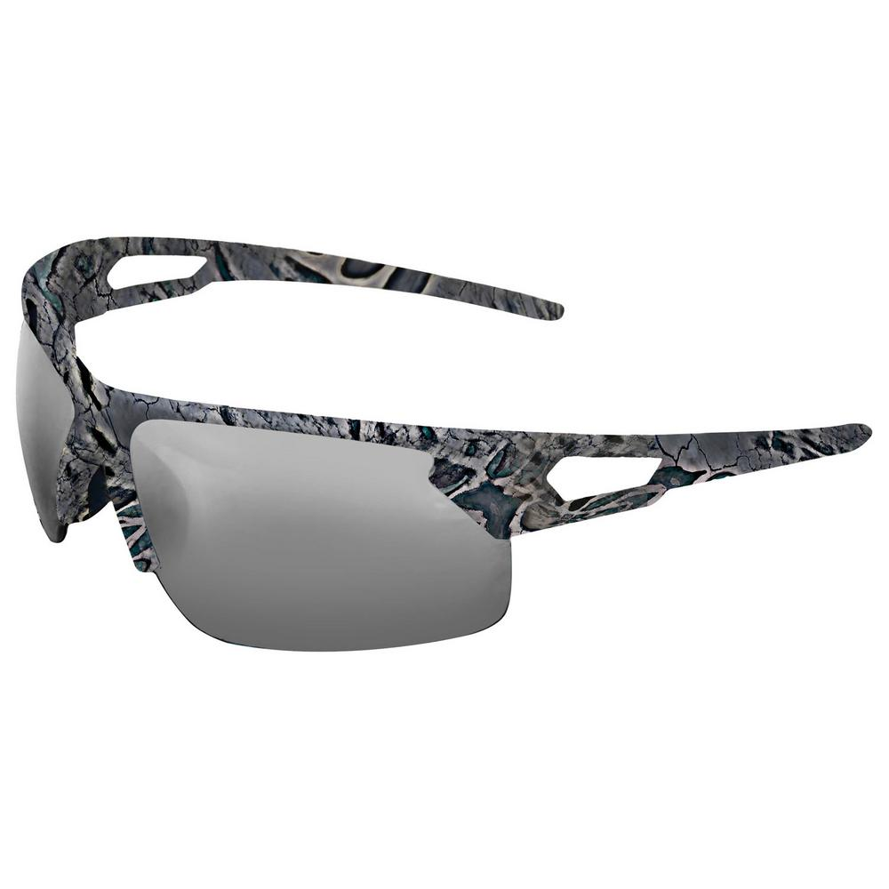 AES Optics AES Tracker Sunglasses Prym1 Eclipse Camouflage sunglasses. Designed with the sportsmen in mind. Comes in a camo finish.