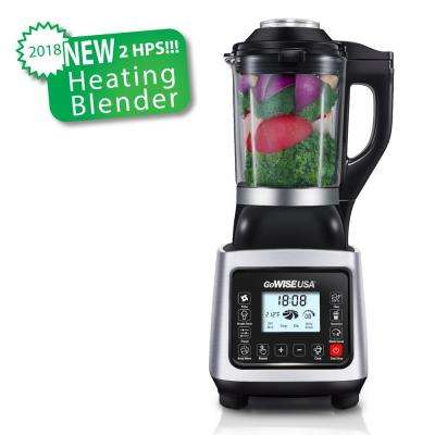 1400-Watt 59 oz. Glass Pitcher High-Speed Premier Cooking Blender
