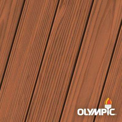 Elite 1-gal. Jatoba ESS8 Semi-Solid Exterior Stain and Sealant in One