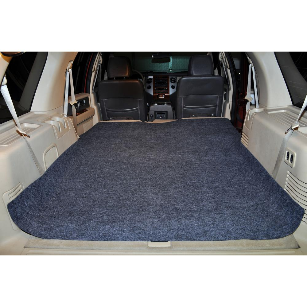 Charcoal Gray Heavy Duty 72 in. x 58 in. Cargo Liner