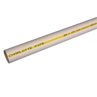 1 in. x 10 ft. CPVC SDR11 Flowguard Gold Pipe