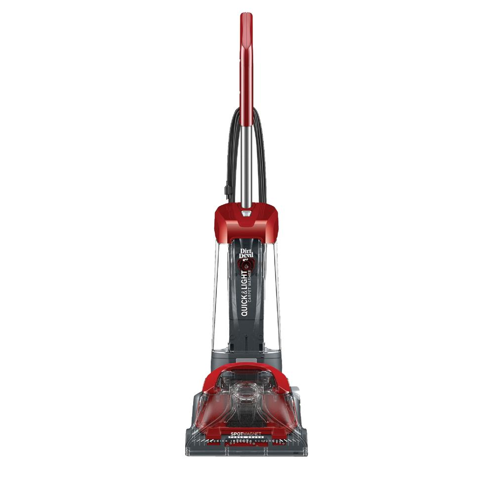 Dirt Devil Quick And Light Upright Carpet Cleaner Fd50105 The Home