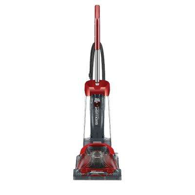 Quick and Light Upright Carpet Cleaner