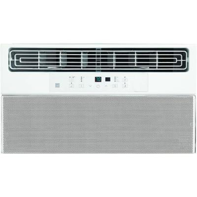 6,000 BTU Window Air Conditioner with Remote Control in White