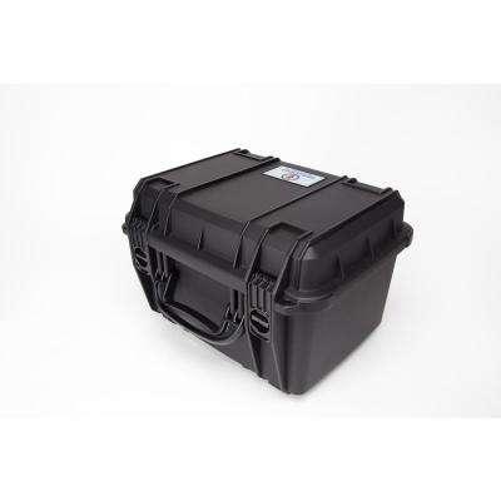 12.13 in. Watertight Tool Case in Black