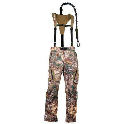 SpiderWeb Xtra Medium FeatherLite Harness Realtree