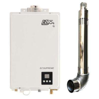 Supreme On Demand 8.2 GPM 165,000 BTU LPG Propane Gas Tankless Water Heater
