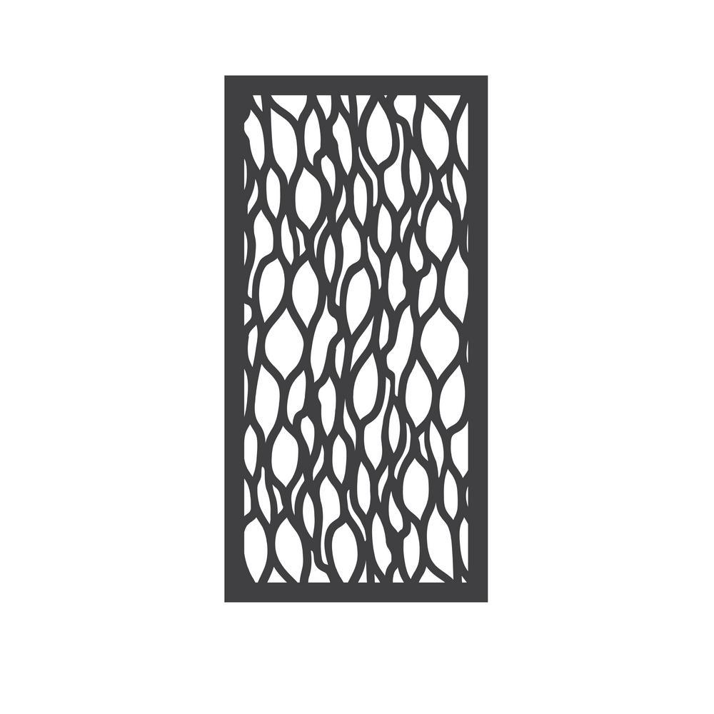 5/16 in. x 24 in. x 48 in. Leafstream Modular Decorative Panel