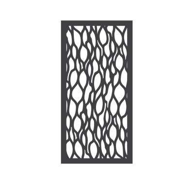 5/16 in. x 24 in. x 48 in. Leafstream Modular Decorative Panel
