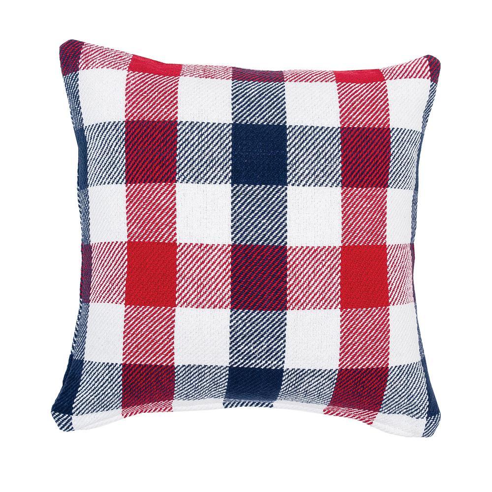 C F Home Picnic Plaid Standard Pillow