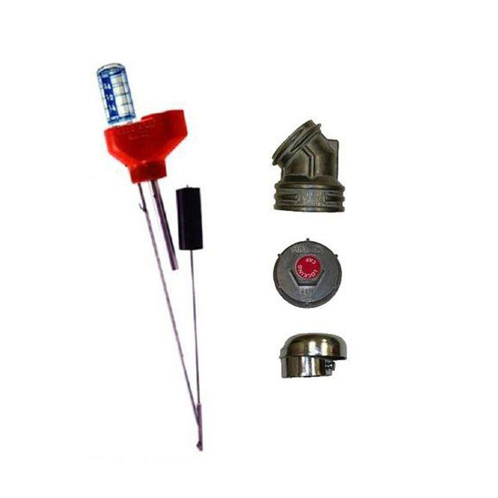 Horizontal Oil Tank Accessory Kit