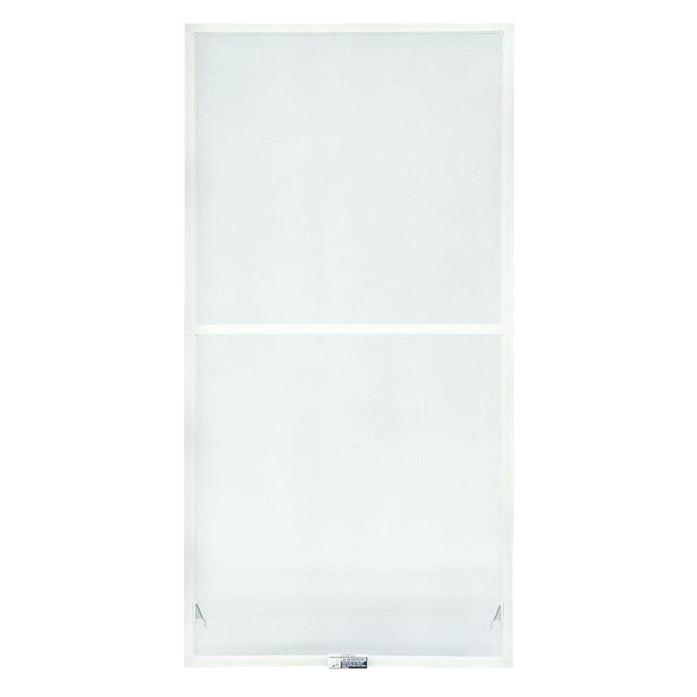 Andersen TruScene 19-7/8 in. x 38-27/32 in. White Double-Hung Insect Screen