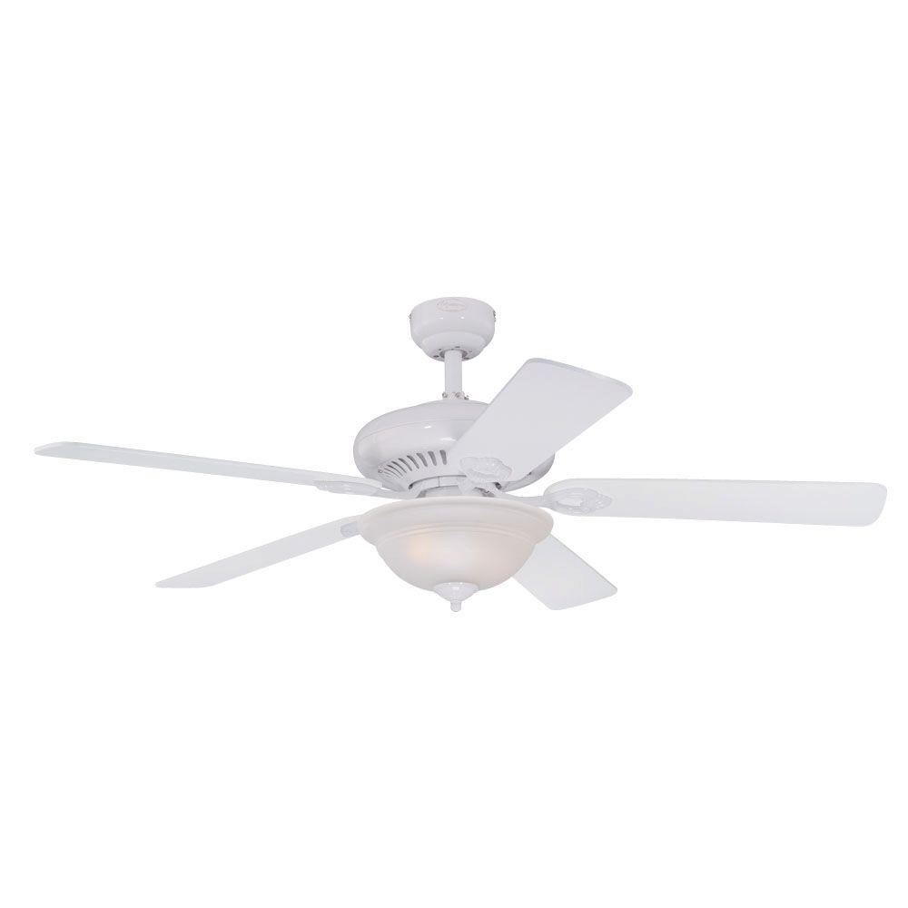 Westinghouse Fairview 52 in. White Indoor Ceiling Fan